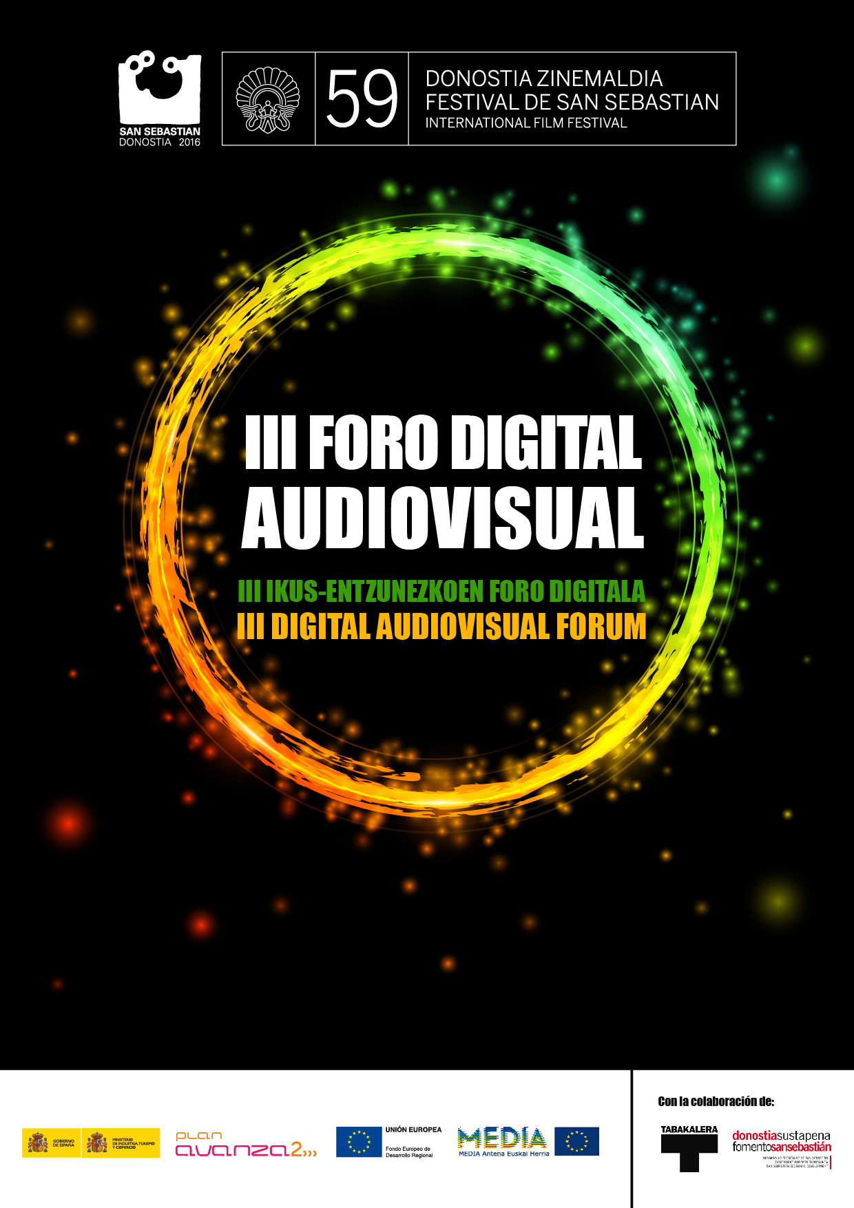 III Foro Digital Audiovisual